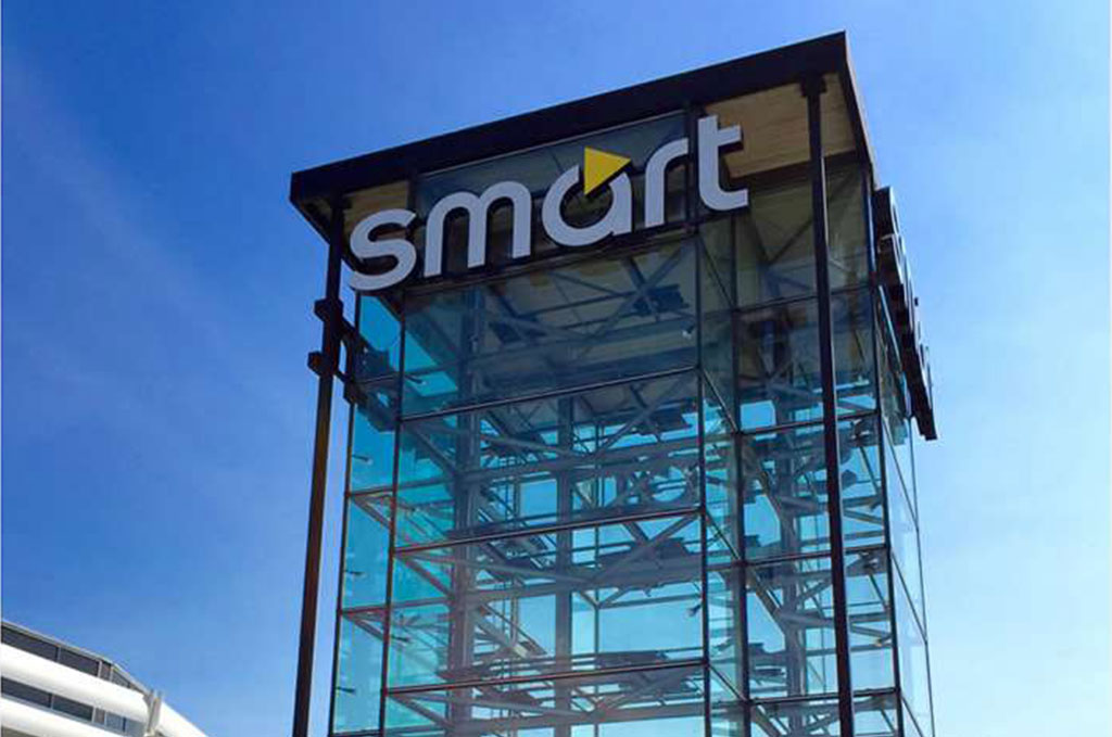 Smart Turms Umbau - Rom