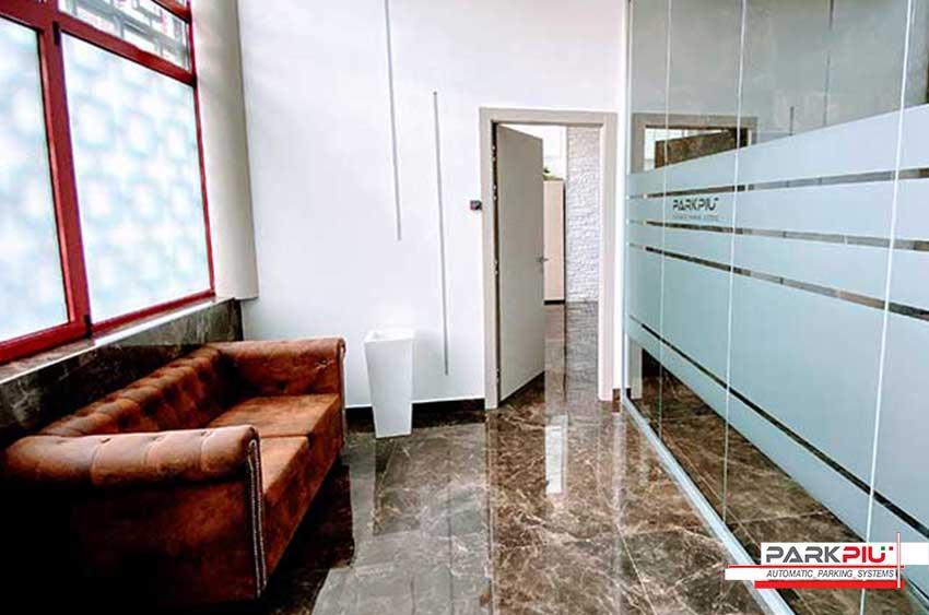 Parkpiù remodela sus oficinas corporativas