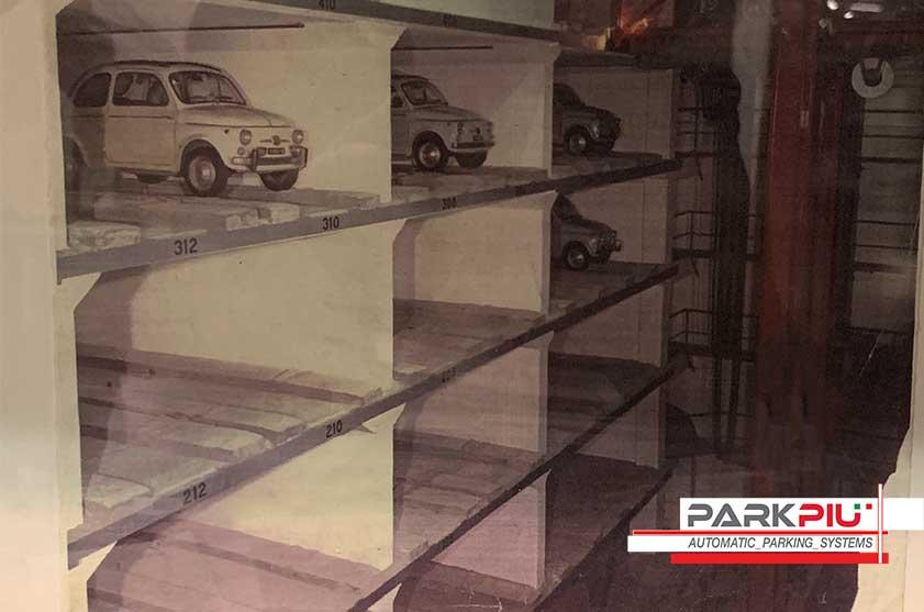 Revamping of Banca Passadore car park in Genoa